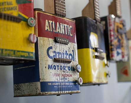 Music Made of Found Objects